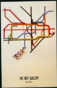 London underground poster - Tate Gallery